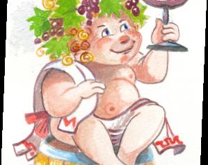 Logo la bottega del vino Siena
